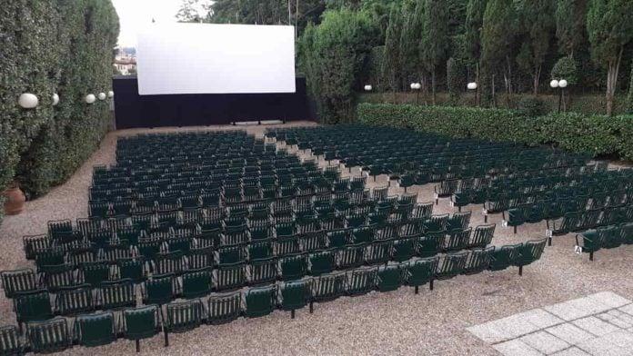Cinema Chiardiluna Firenze 2021 programmazione arene estive