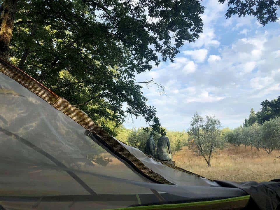 Florence tree camp di Poggio Valicaia Scandicci