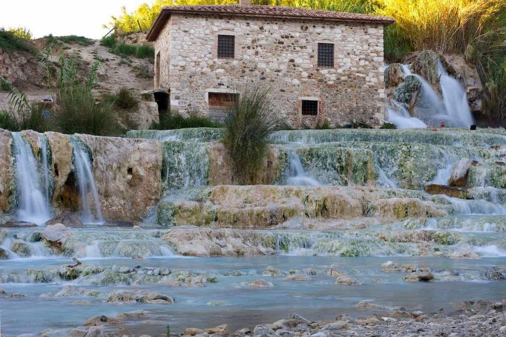 Terme Saturnia Cascate del Mulino Grosseto