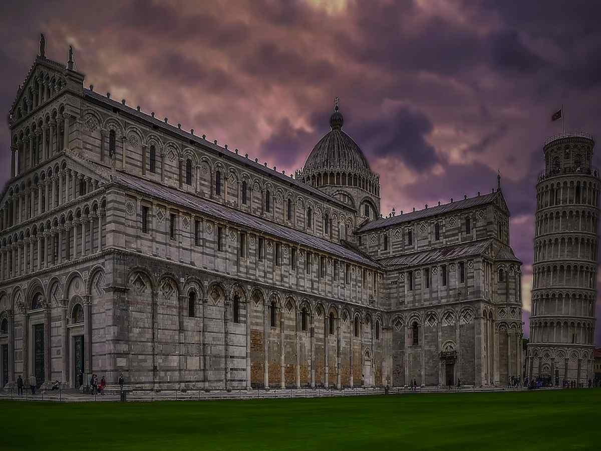 Torre Pisa 15 agosto 2020