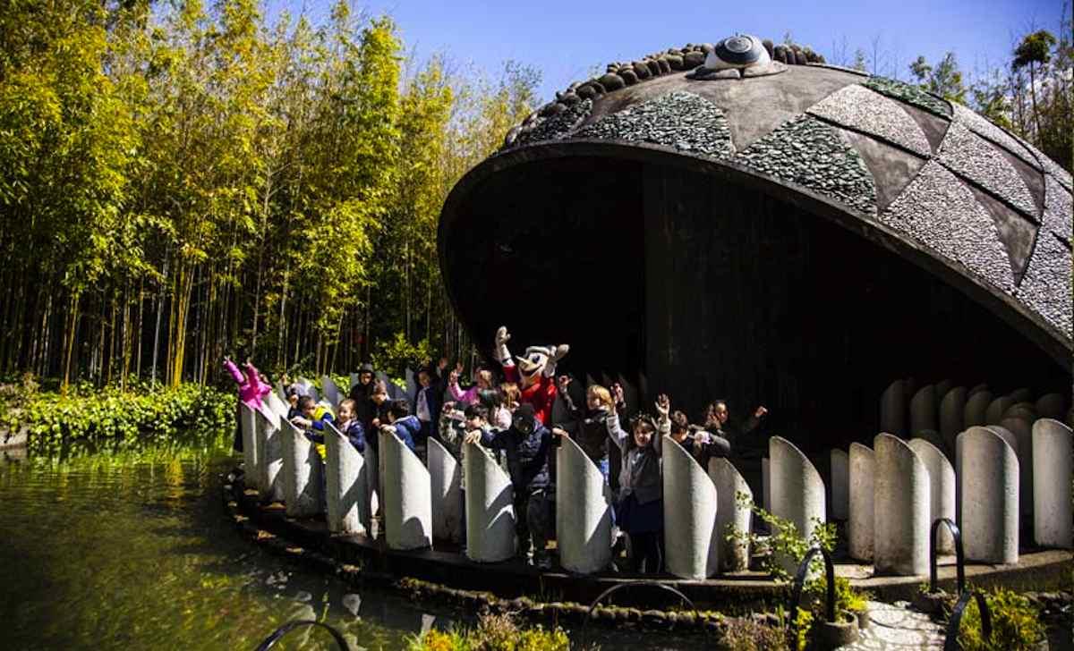 Parco collodi pistoia aperto a Ferragosto