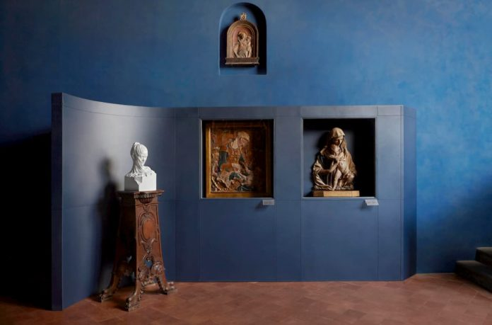 Museo Bardini Firenze mostraKevin Francis Gray