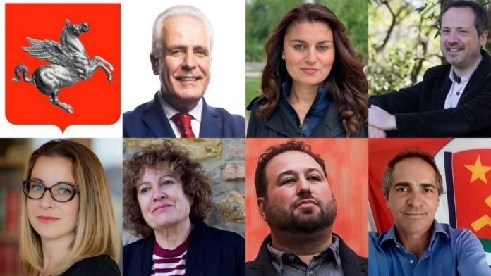 Elezioni regionali 2020 candidati Regione Toscana curriculum programma elettorale