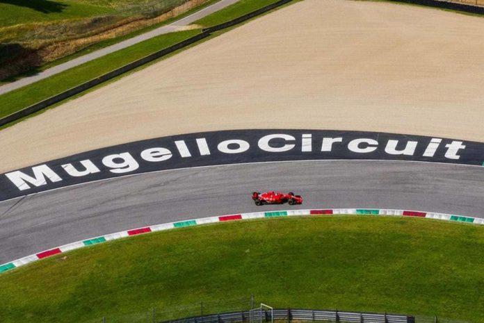 F1 Mugello circuit 2020 prezzi biglietti TicketOne Ferrari