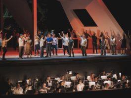 Rondine Puccini Teatro Maggio musicale fiorentino