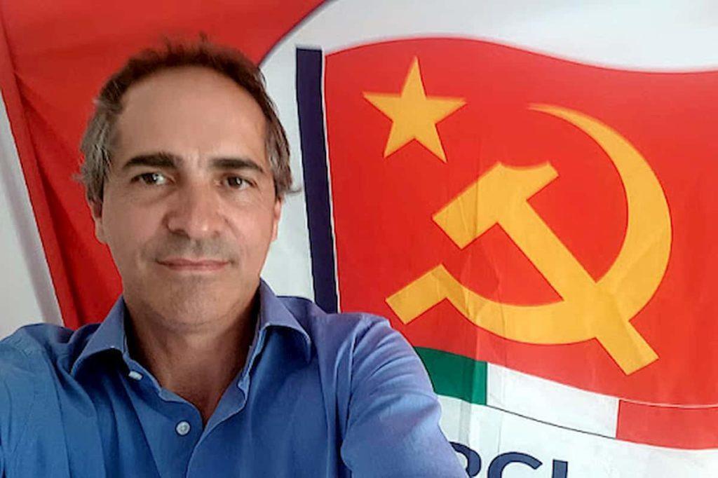 Marco Barzanti PCI regionali Toscana