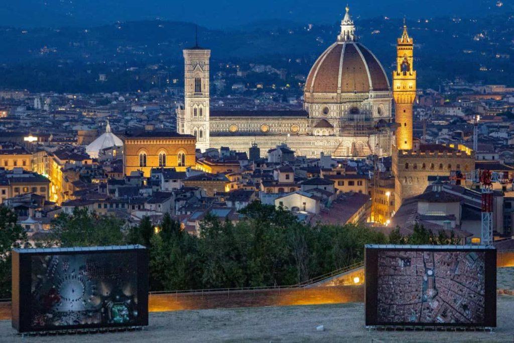MOstra Sestini Forte Belvedere cosa fare Firenze 18 19 20 settembre