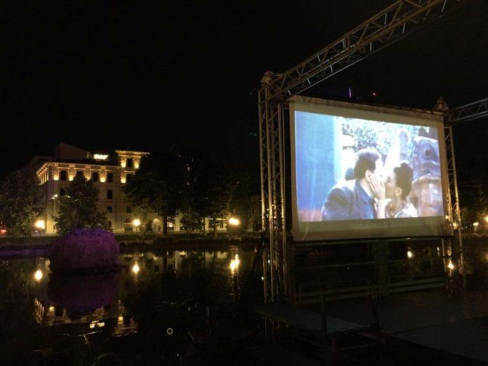 Cinema all'aperto Firenze arene estive film sotto le stelle