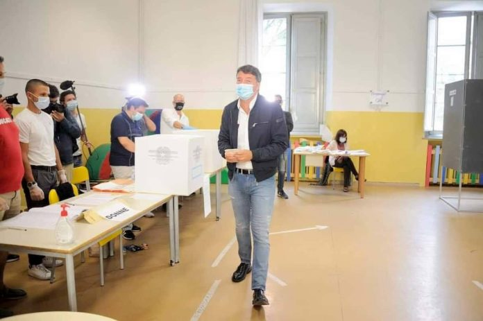 Italia Viva risultati Toscana Renzi