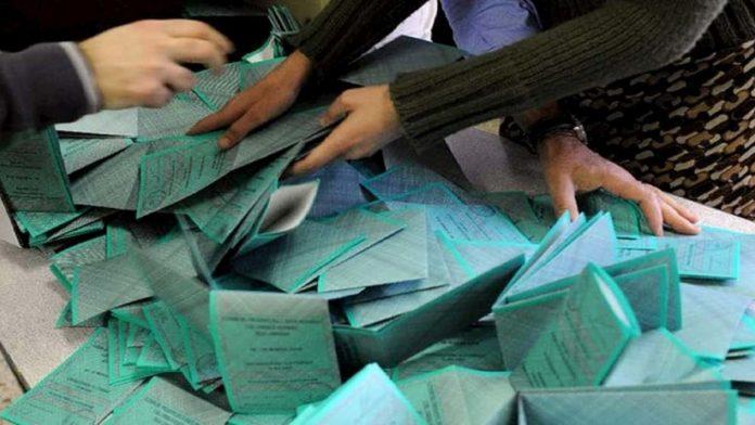 scrutinio spoglio schede referendum 2020 regionali risultati