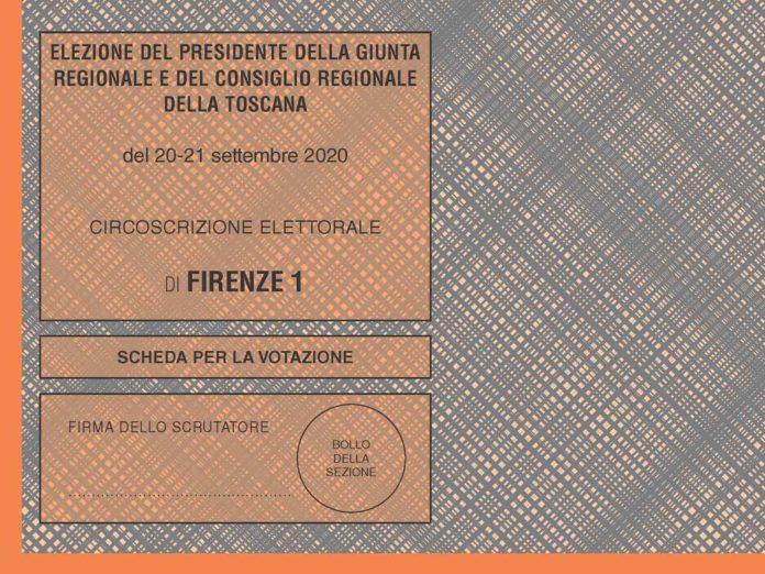 Elezioni regionali Toscana, risultati e preferenze ai candidati di Firenze 1