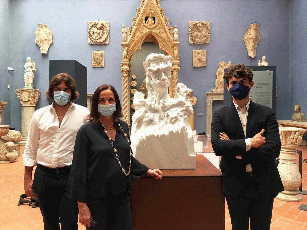 Sacchi Museo Bardini mostra