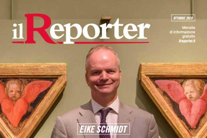 copertina Il reporter ottobre 2020