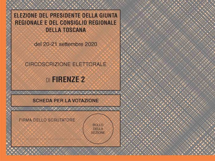 Elezioni Toscana, eletti e preferenze ai candidati di Firenze 2
