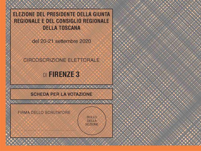 Elezioni Toscana, eletti e preferenze ai candidati di Firenze 3