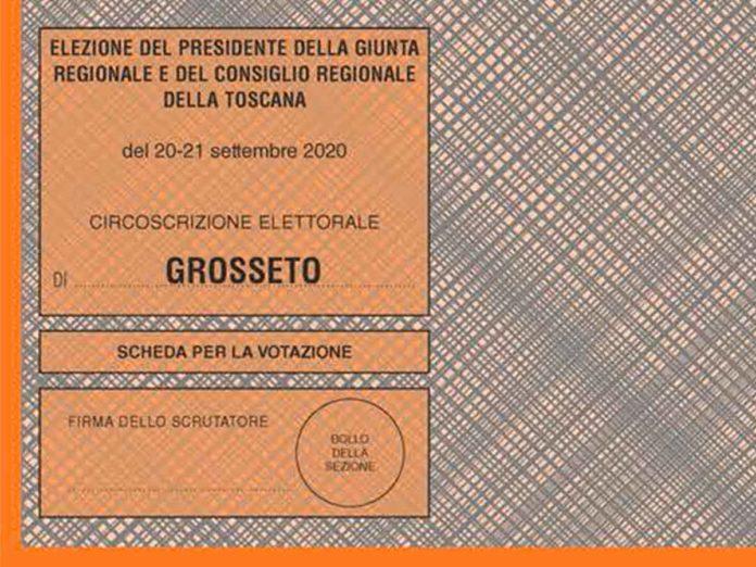 Elezioni Toscana, eletti e preferenze ai candidati di Grosseto