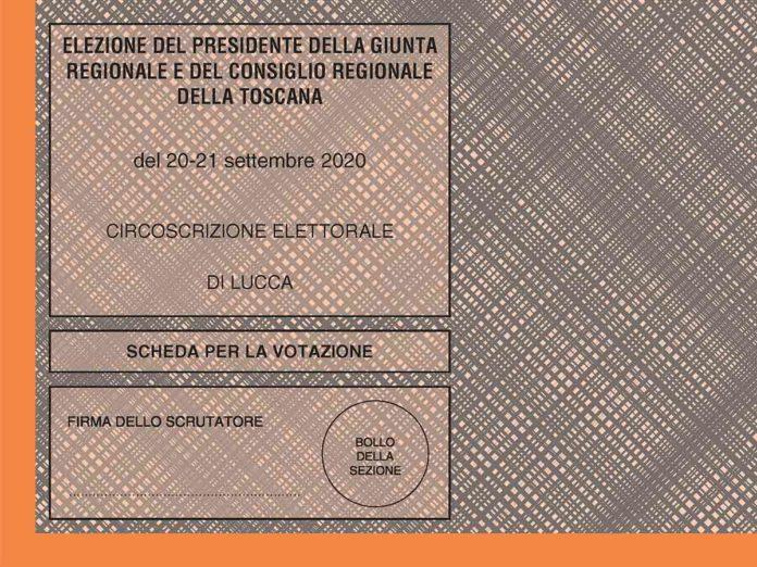 Elezioni Toscana, eletti e preferenze ai candidati di Lucca