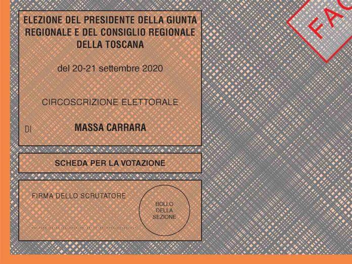 Elezioni Toscana, eletti e preferenze ai candidati di Massa Carrara