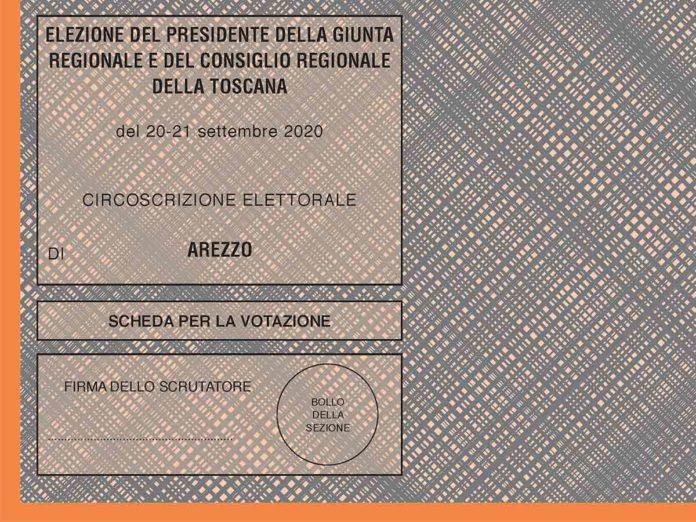 Elezioni Toscana, eletti e preferenze ai candidati di Arezzo