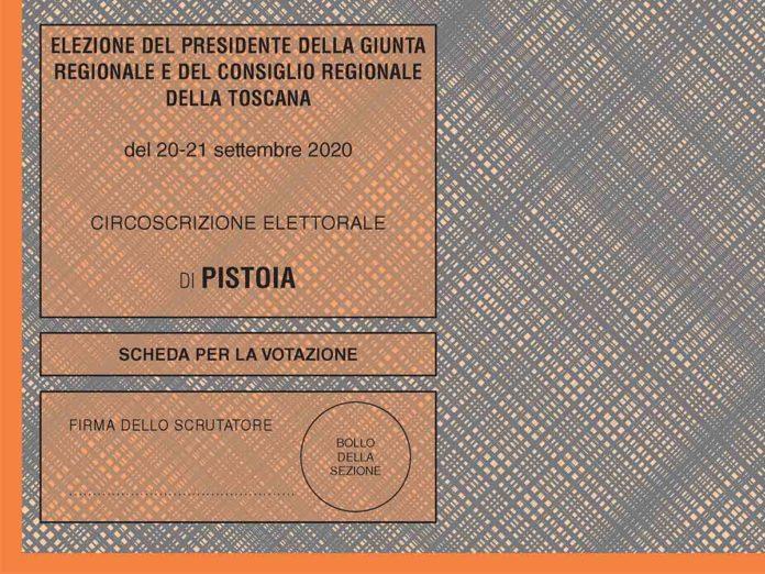 Elezioni Toscana, eletti e preferenze ai candidati di Pistoia