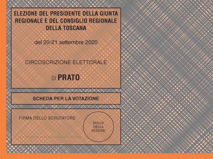 Elezioni Toscana, eletti e preferenze ai candidati di Prato