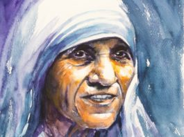 madre teresa di calcutta missionarie carità Firenze