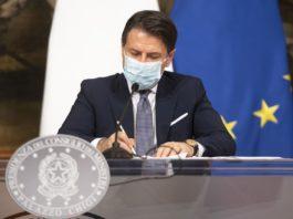 Conte ultimo decreto ottobre dpcm discorso in diretta