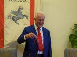 giunta regionale Toscana Eugenio Giani assessori