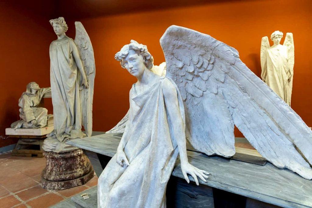 Giornate Fai Autunno Galleria Carniero luoghi aperti da visitare FIrenze