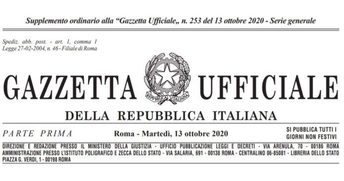 Gazzetta Ufficiale decreto agosto conversione legge testo pdf