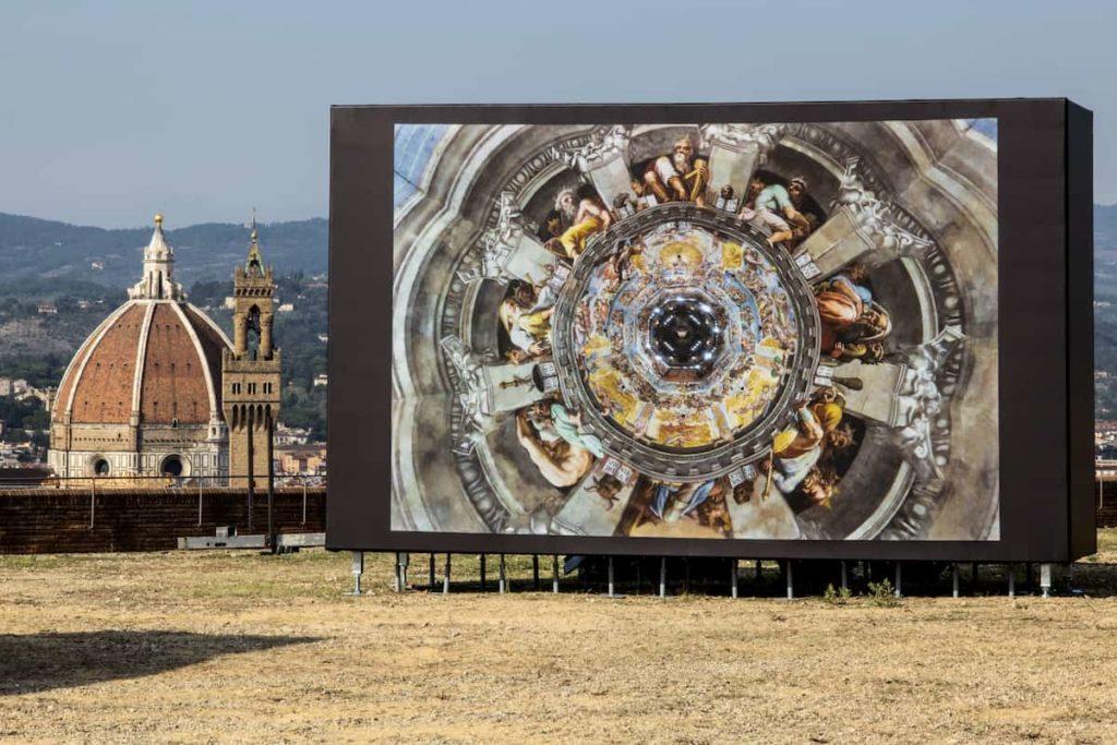 Mostra Massimo Sestini Forte Belvedere Firenze