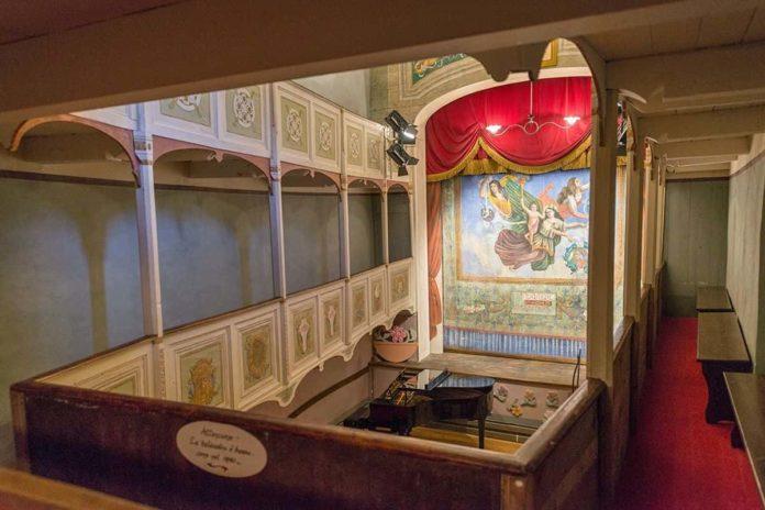 Teatrino Vetriano Giornate Fai luoghi aperti da visitare