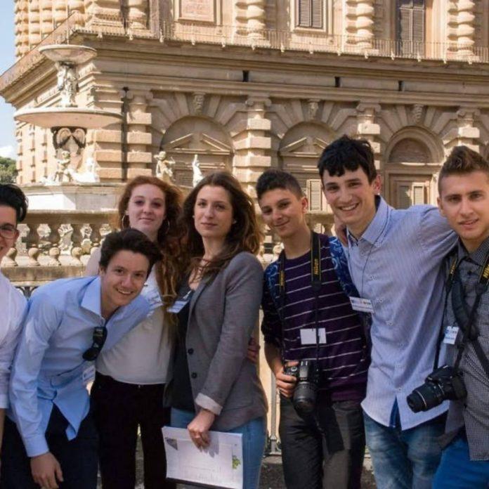 ambasciatori digitali dell'arte Uffizi