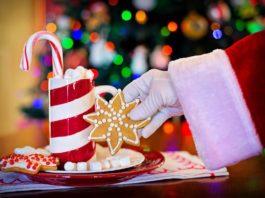 Babbo Natale passa anche con il Covid spiegare coronavirus bambini