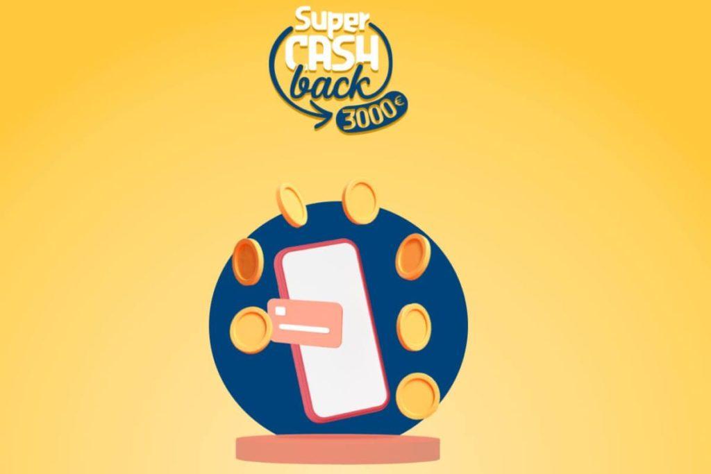 Super Cashback rimborso italia cashless lotteria scontrini