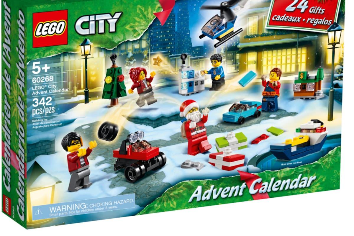 Calendario avvento Lego Online 2020