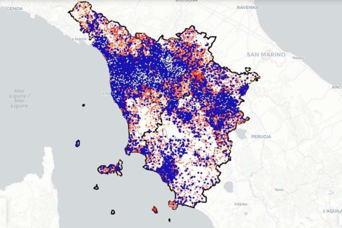 coronavirus toscana 17 novembre 2020 contagi dati bollettino Covid Regione