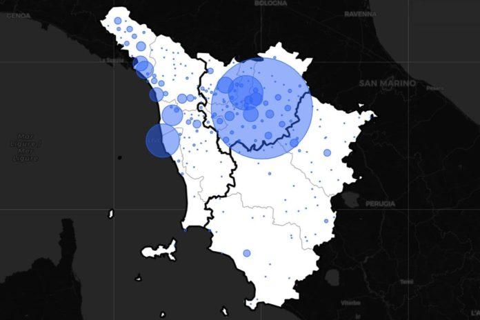covid toscana contagi 27 novembre 2020 news