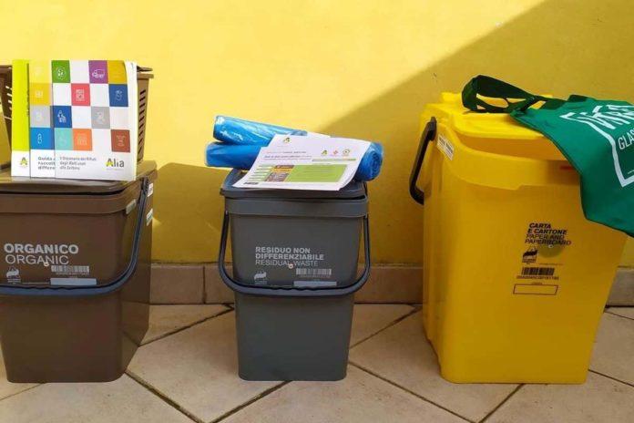 firenze città circolare piano rifiuti Alia cassonetti porta a porta