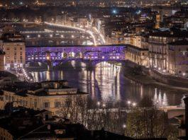 F-Light 2020, a Natale torna il Firenze Light Festival