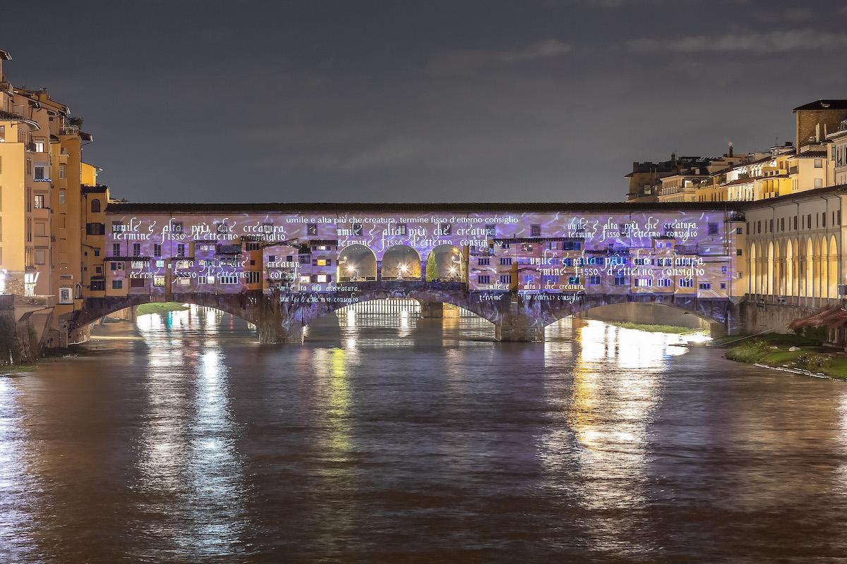 Luminarie Firenze Flight Ponte Vecchio