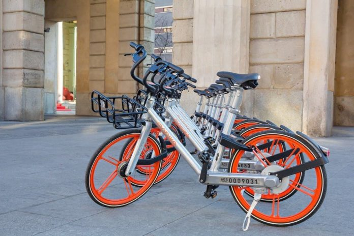 Firenze bike sharing sconto studenti