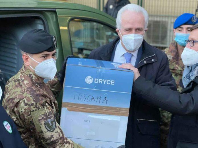 Covid Toscana, solo 181 nuovi casi ma crolla il numero dei tamponi: i dati del 28 dicembre