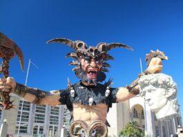 Carnevale Viareggio 2021 date orari sfilate corsi rimandato covid