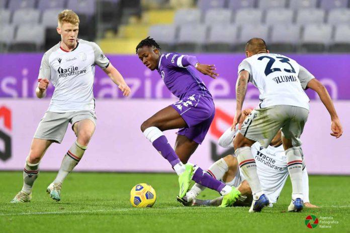 Fiorentina Bologna 0-0