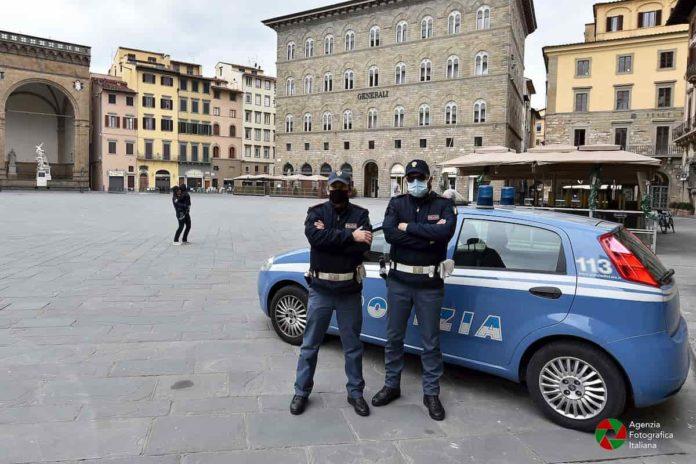 Covid Firenze contagi 4 febbraio ordinanza comune Sant'ambrogio