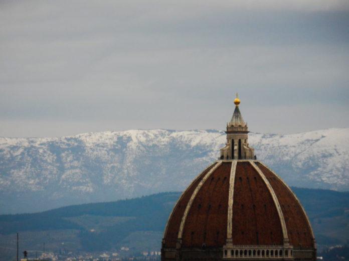 Neve Firenze Toscana allerta meteo oggi domani 12 13 febbraio 2021