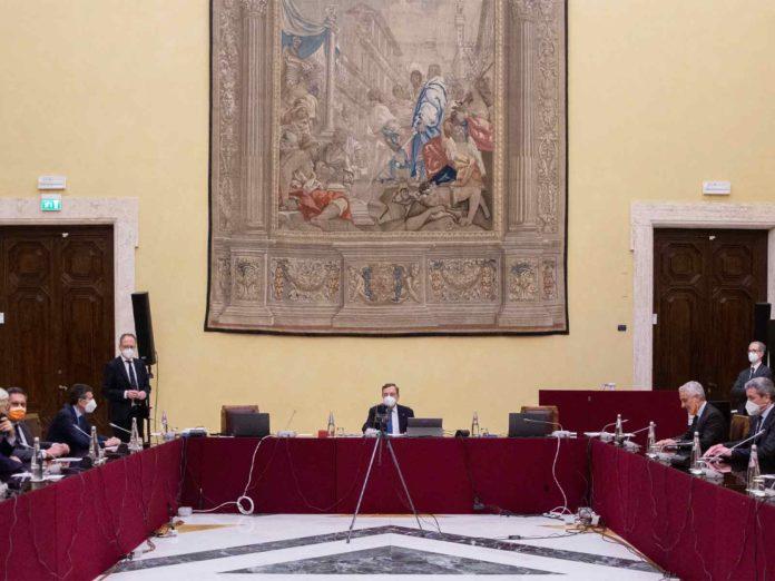 Governo Draghi, il calendario delle consultazioni: gli orari di oggi