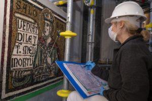 mosaici battistero
