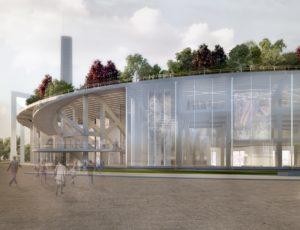 Stadio Franchi, progetto Giraldi
